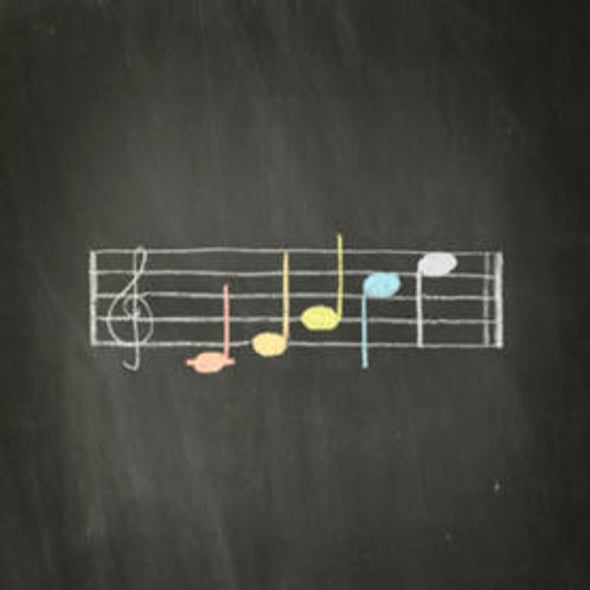 The Neuroscience of Tone Deafness