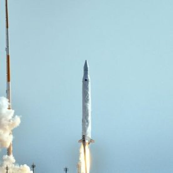 Space Race in Asia Heats Up
