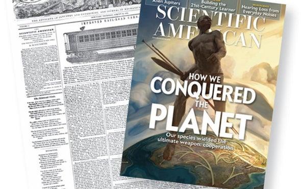 Happy 170th to <em>Scientific American</em>!