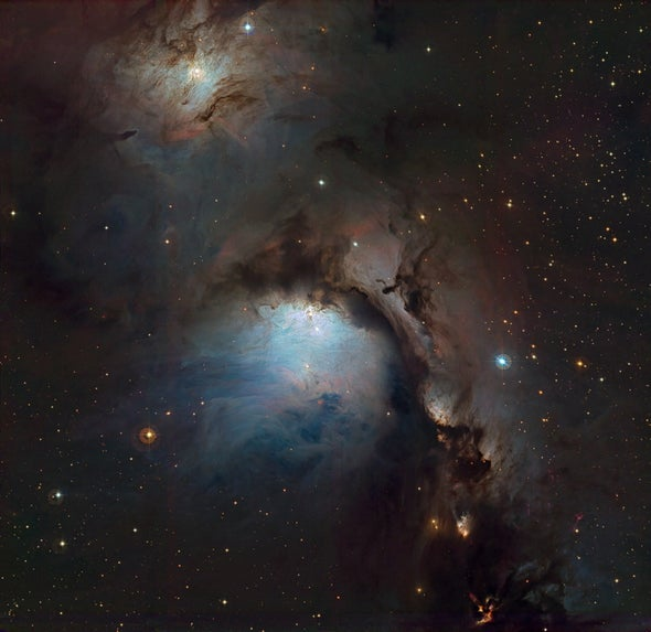 Cosmological crowd-sourcing: Amateur's nebula pic wins ESO astro-image competition