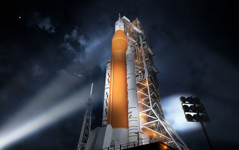 NASA Says Initial Exploration Systems' Delay Won't Impact Future Missions