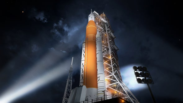 First Flight of NASA's Largest Rocket May Be Delayed Until 2020