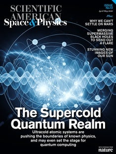 Scientific American Space & Physics, Volume 3, Issue 2