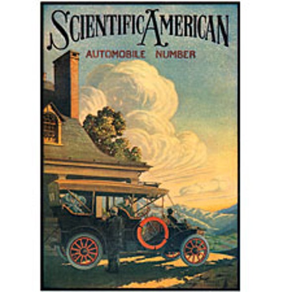 100 Years Ago: The Perfect Car