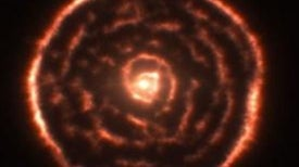 Strange Star Spiral Offers Clues to Sun's Fate