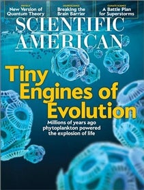 Scientific American Volume 308, Issue 6