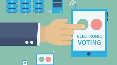E-Voting Refuses to Die Even Though It's Neither Secure nor Secret