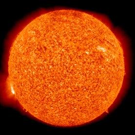 Does a Weaker Sun Mean a Warmer Earth?