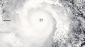 Pacific Typhoons Are Hitting Asia with More Intensity