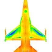 FULL-COLOR F–16: