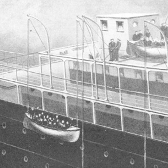 From the Archive, 1912: Suggestion for a Full Complement of Lifeboats