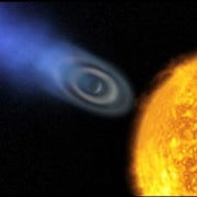 Hubble Spots Oxygen and Carbon in Distant Planet's Atmosphere