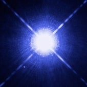 Testing General Relativity with a White Dwarf / The White Dwarf Sirius B