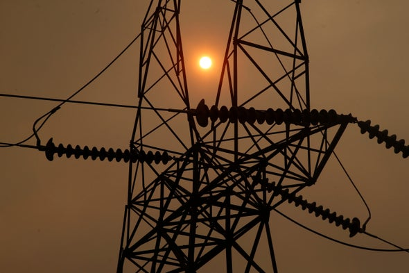 It's Lights Out in California to Deal With Climate Risks