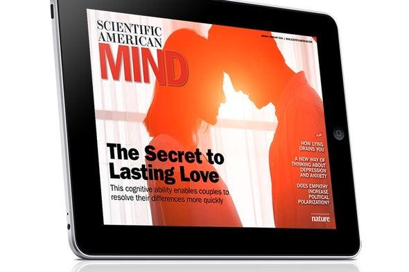 A Cognitive Secret for Improving Romantic Relationships