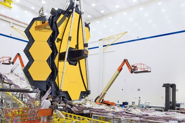 NASA Needs to Rename the James Webb Space Telescope