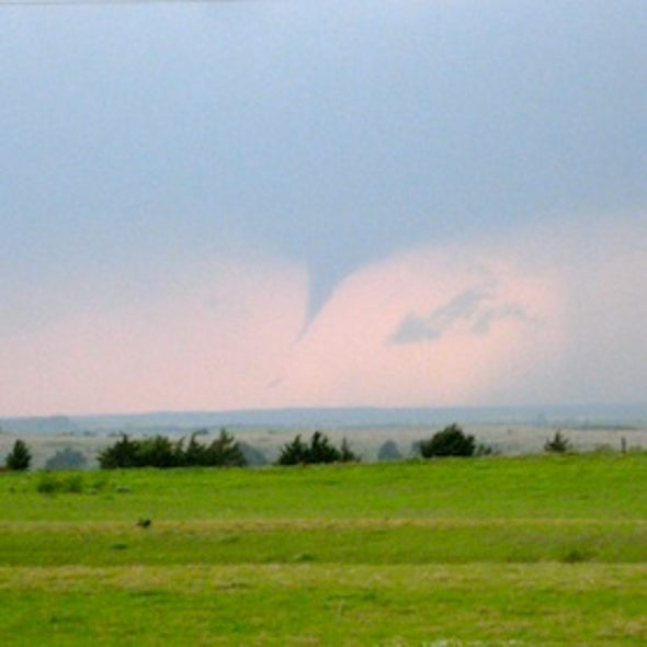 Tornadoes Ravage Plains States and Kill 6 People in Oklahoma