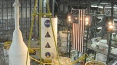 Phased Out: Obama's NASA Budget Would Cancel Constellation Moon Program, Privatize Manned Launches