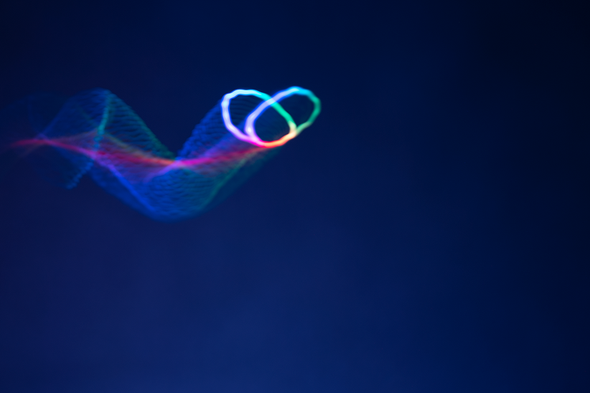 Hearing Is Seeing: Sound Waves Create a 3-D Display