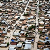 HAITI FLOOD, 2010