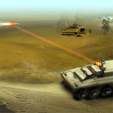 Ray Guns Near Crossroads to the Battlefield [Slide Show]