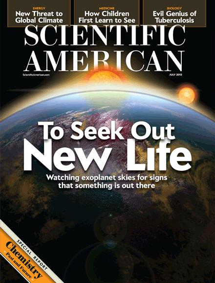 Scientific American Volume 309, Issue 1