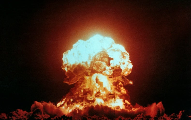 CDC Is Going To Teach People How To Survive A Nuclear Attack