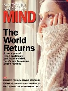 Scientific American Mind, Volume 32, Issue 4