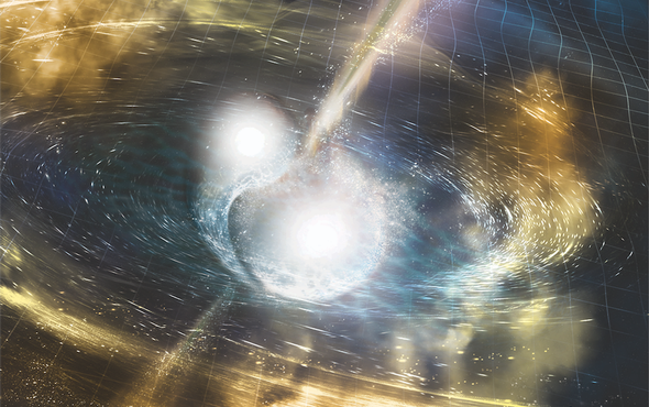 Gravitational Wave Astronomers Hit Mother Lode