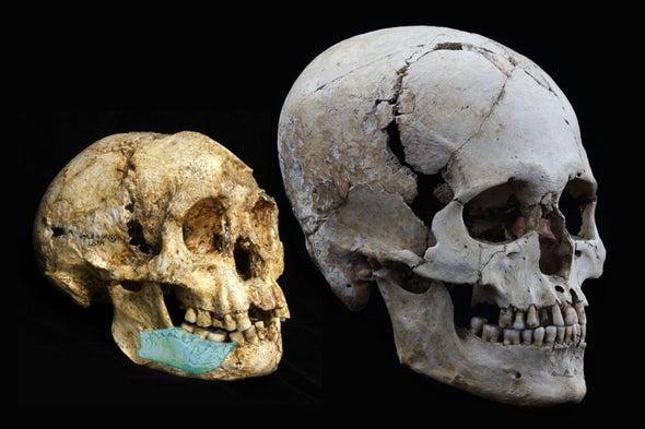 Fossils Hint at Long-Sought Ancestor of Weirdest Human Species