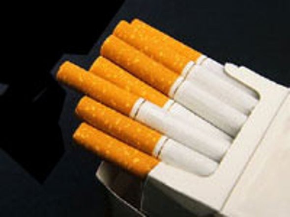 Nicotine By-product Reduces Alzheimer's Telltale Plaques