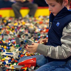 Sea of Lego