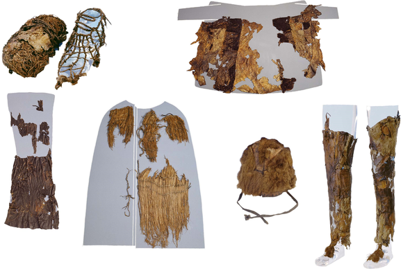 Ötzi the Iceman's Wild Wardrobe Revealed