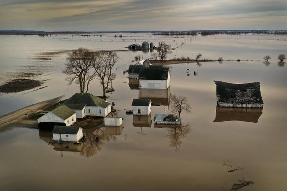 Fires and Flood Cap Off a Decade of U.S. Disasters