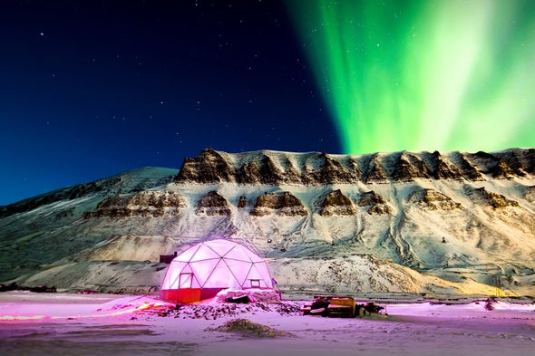 Wired Greenhouse Tech Could Help Arctic Communities Bloom with Bounty