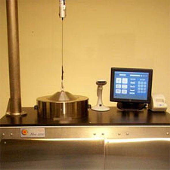 """Supercritical"" CO2 Emerging as Transplant Tissue Sterilization Option"