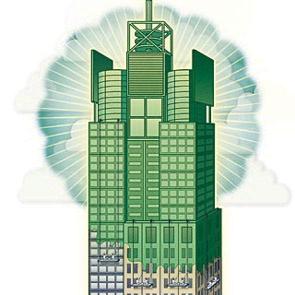LEED Compliance Not Required for Designing Green Buildings