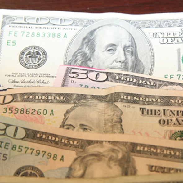Cocaine Contaminates Majority of U.S. Currency
