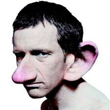 ear,nose