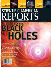 Reality-Bending Black Holes