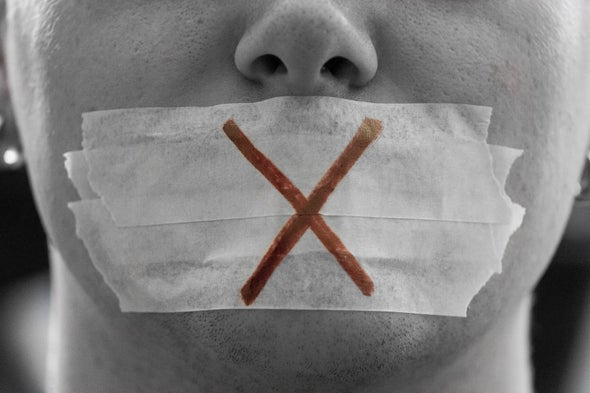 "In Washington Speak, Censorship Is Called ""Transparency"""