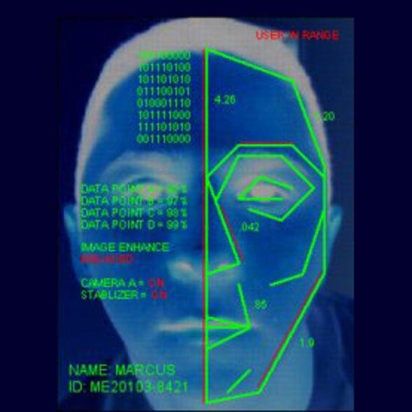 how biometrics helped to identify the master terrorist scientific