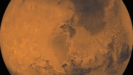 How Our View of Mars Has Changed from Lush Oasis to Arid Desert