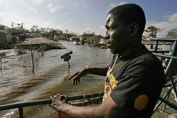 Flooding Disproportionately Harms Black Neighborhoods