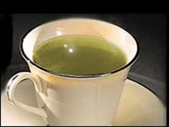 Green Tea and Ginger Show New Cancer-Combating Abilities