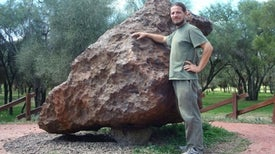 Meteorite Thefts Pose a Problem in Ancient Impact Field