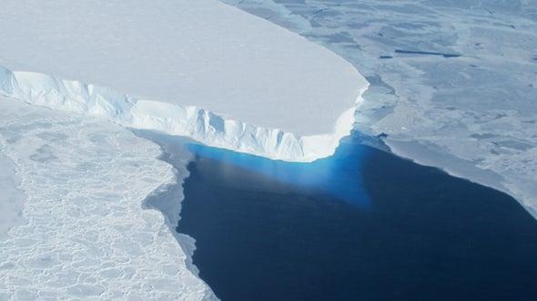 Maps That Peer Below Antarctic Ice Show Precarious Position of Key Glacier