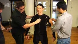 NYC's Ring of Steel pt 3: Motion Capture