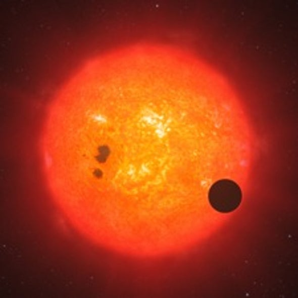 """Worlds Away: Astronomers Begin to Uncover Nearby """"Super-Earths"""""""