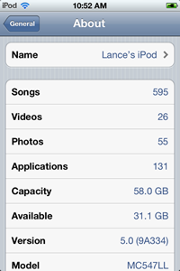 iOS 5 update bricked my iPod Touch